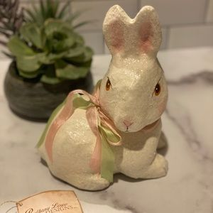 Brand new Bethany Lowe Easter bunny